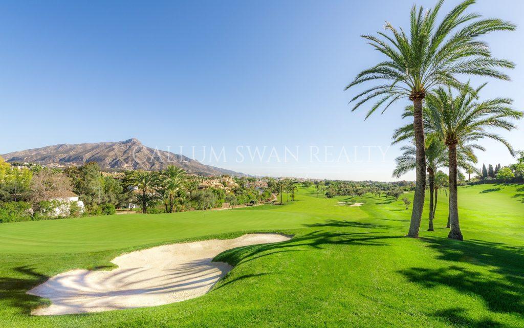 Marbella: una Ciudad en Primera Linea de Golf