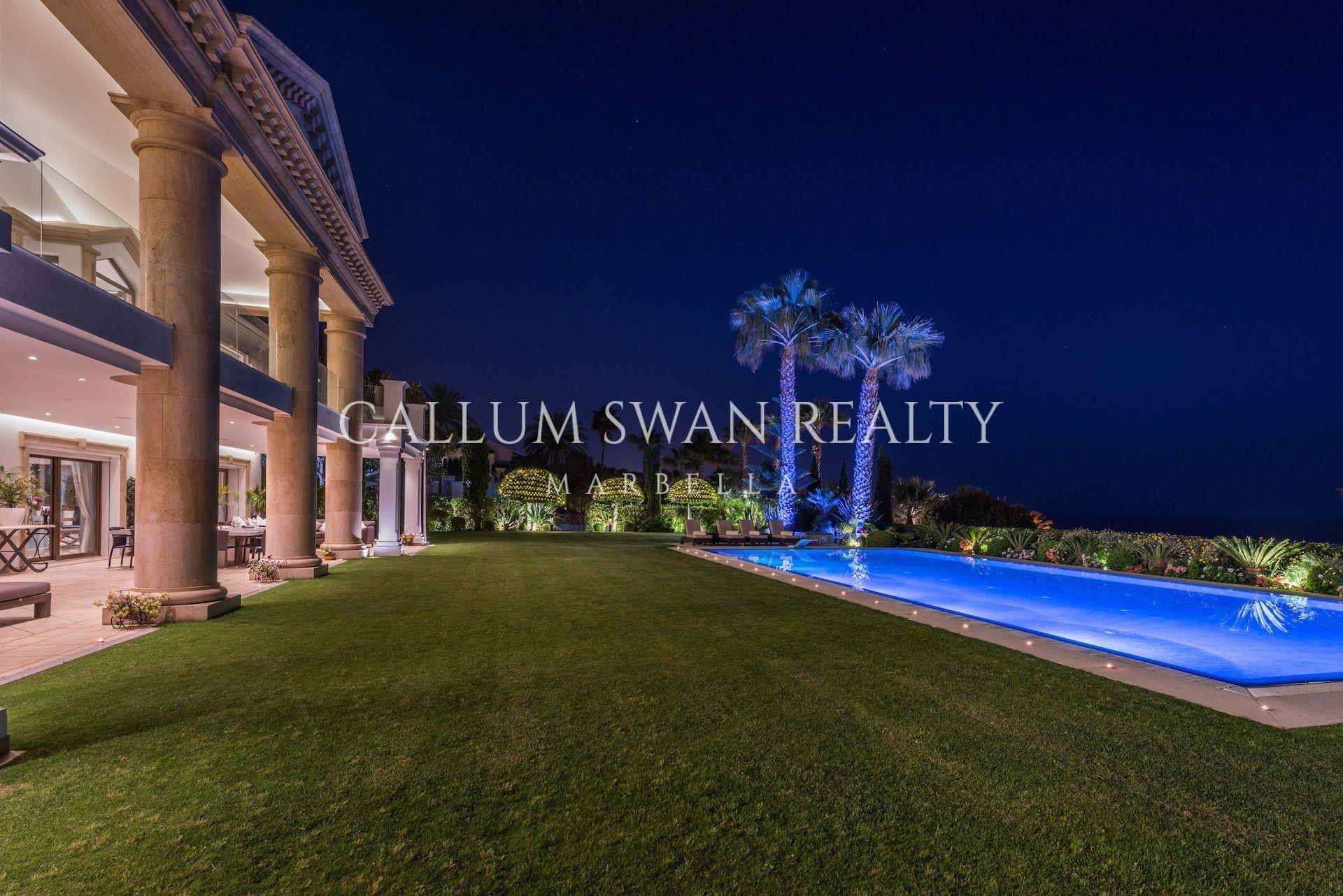 The most distinguished villas in Marbella