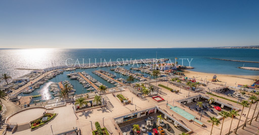 Tourism and property rental in Marbella