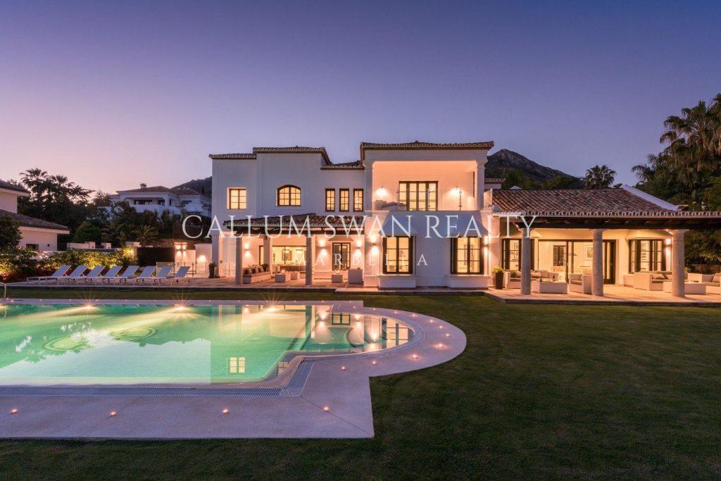 Sierra Blanca alberga la propiedad en alquiler más exclusiva de España