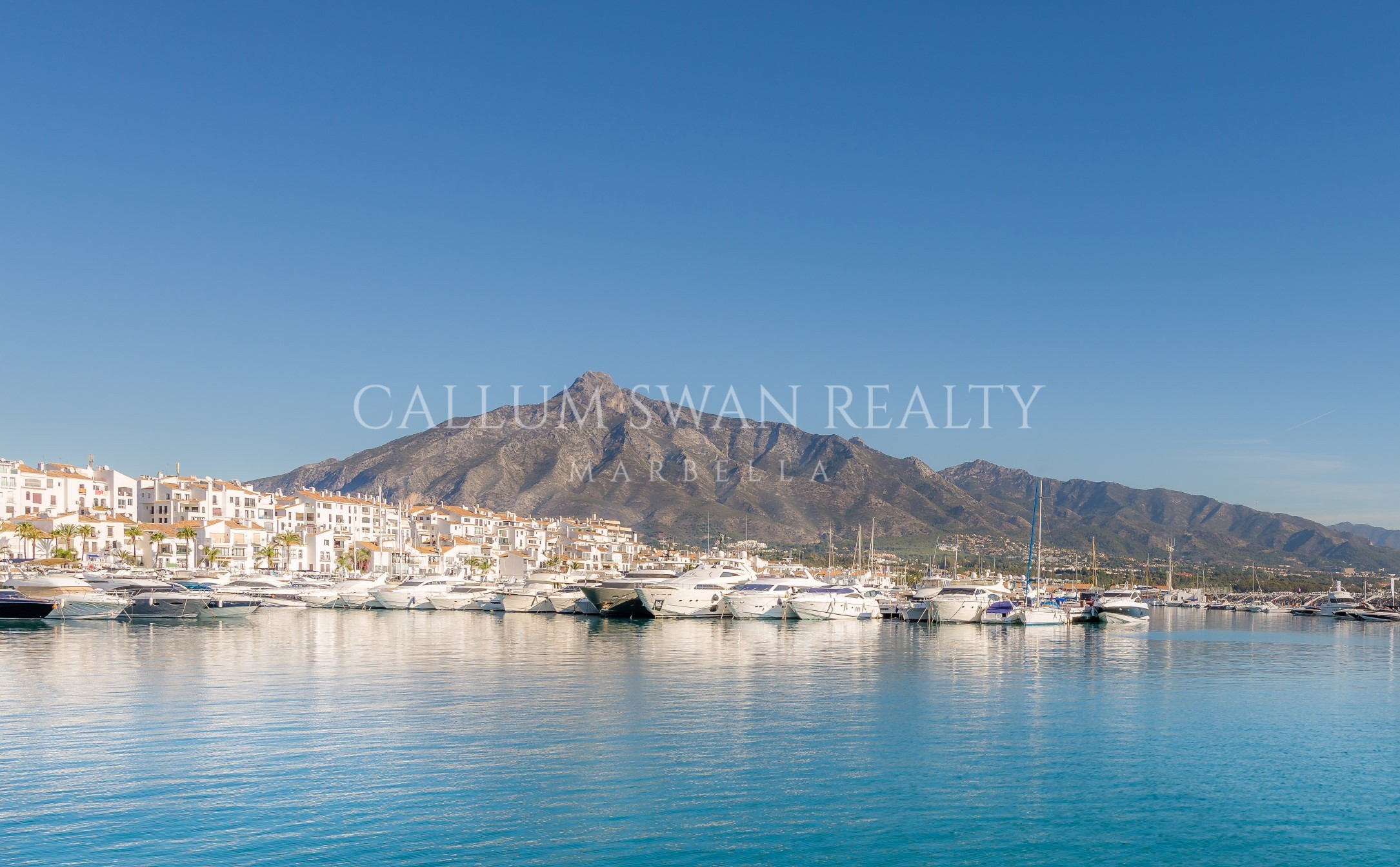 Puerto Banus, the perfect location for luxury living