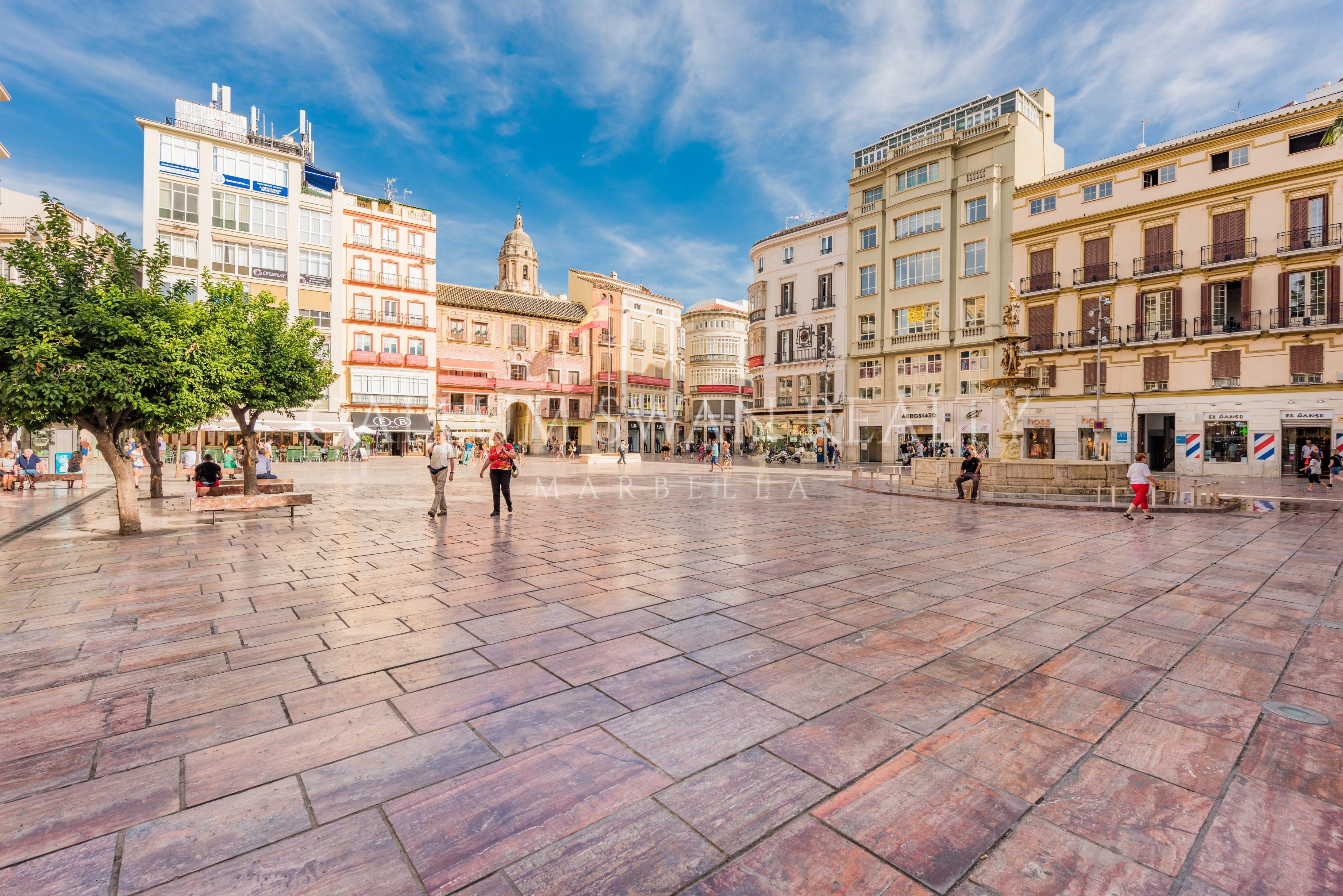 Plaza Málaga