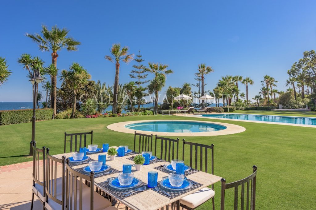 Our concierge services ensure the perfect holiday in Marbella