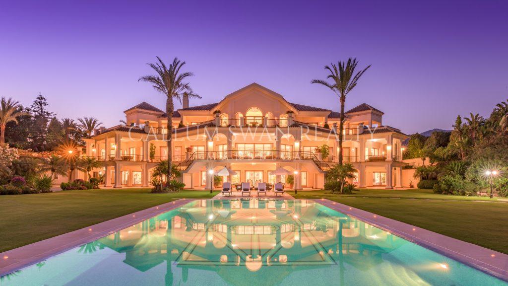 Cuando una villa en Marbella es mejor que el mejor y más lujoso de los complejos turísticos