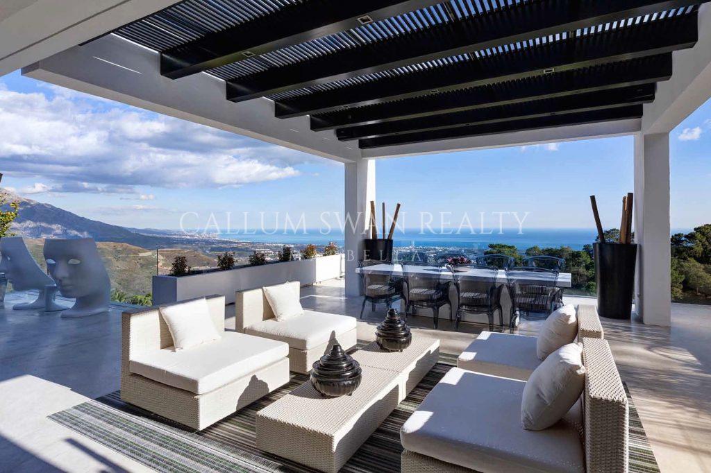 La Zagaleta: Zona privada y tranquila cerca de Marbella
