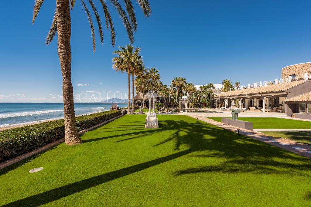 Villas al este de Marbella