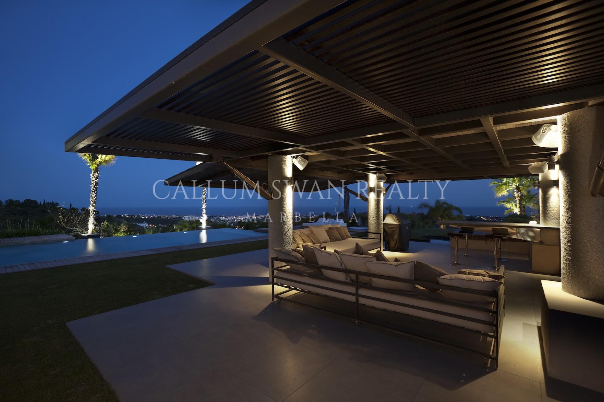 Villas and plots for sale near Marbella