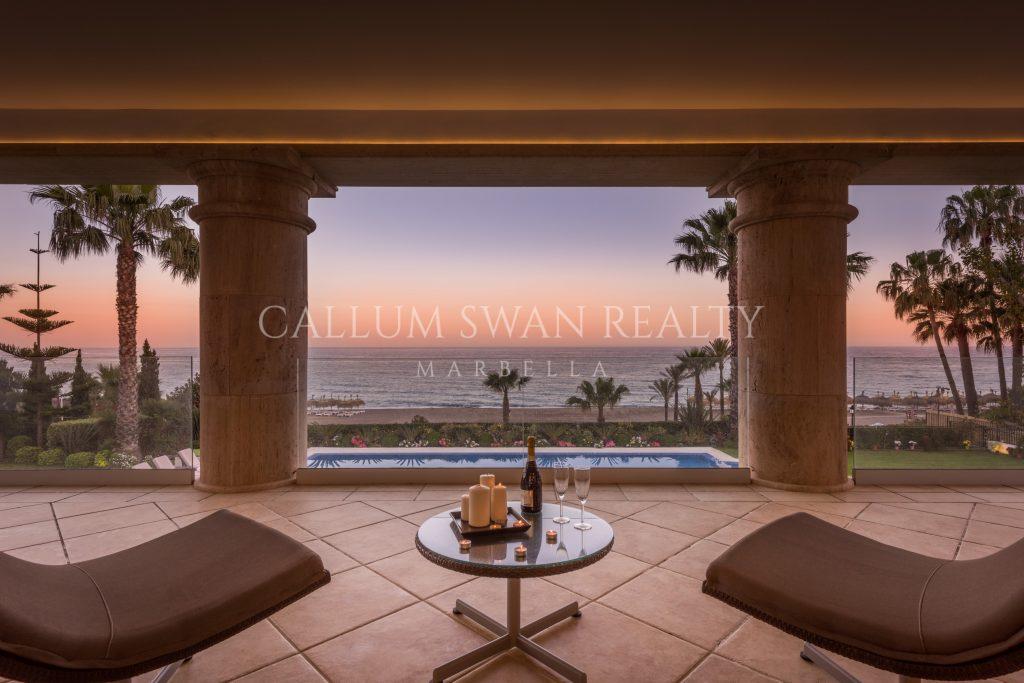 Propiedades en Marbella exclusivas de Callum Swan