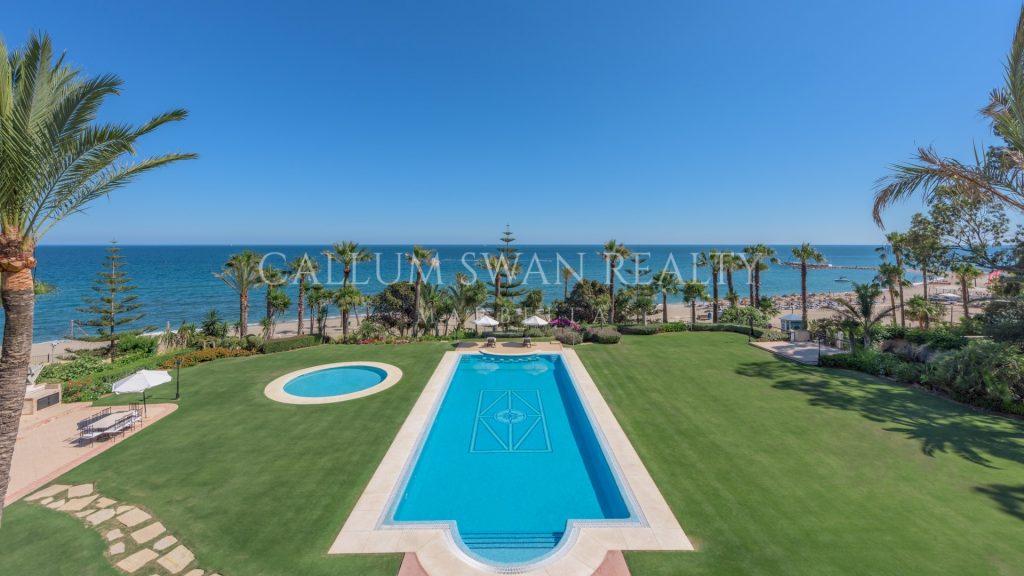 Marbella, the preferred luxury summer destination