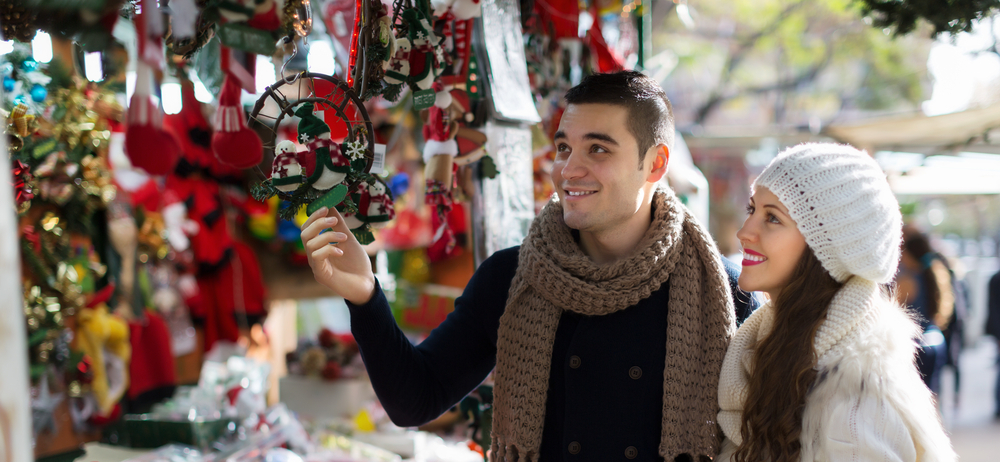 Compras de Navidad en Marbella