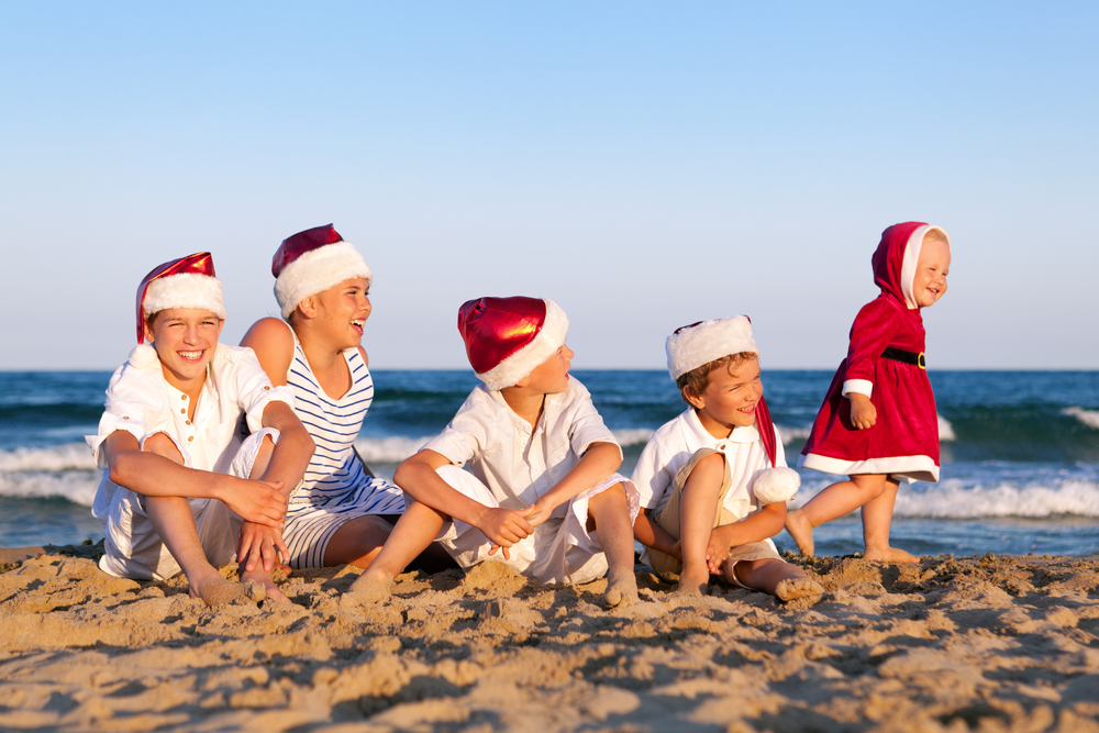 Treat yourself to a Golden Mile Christmas in Marbella