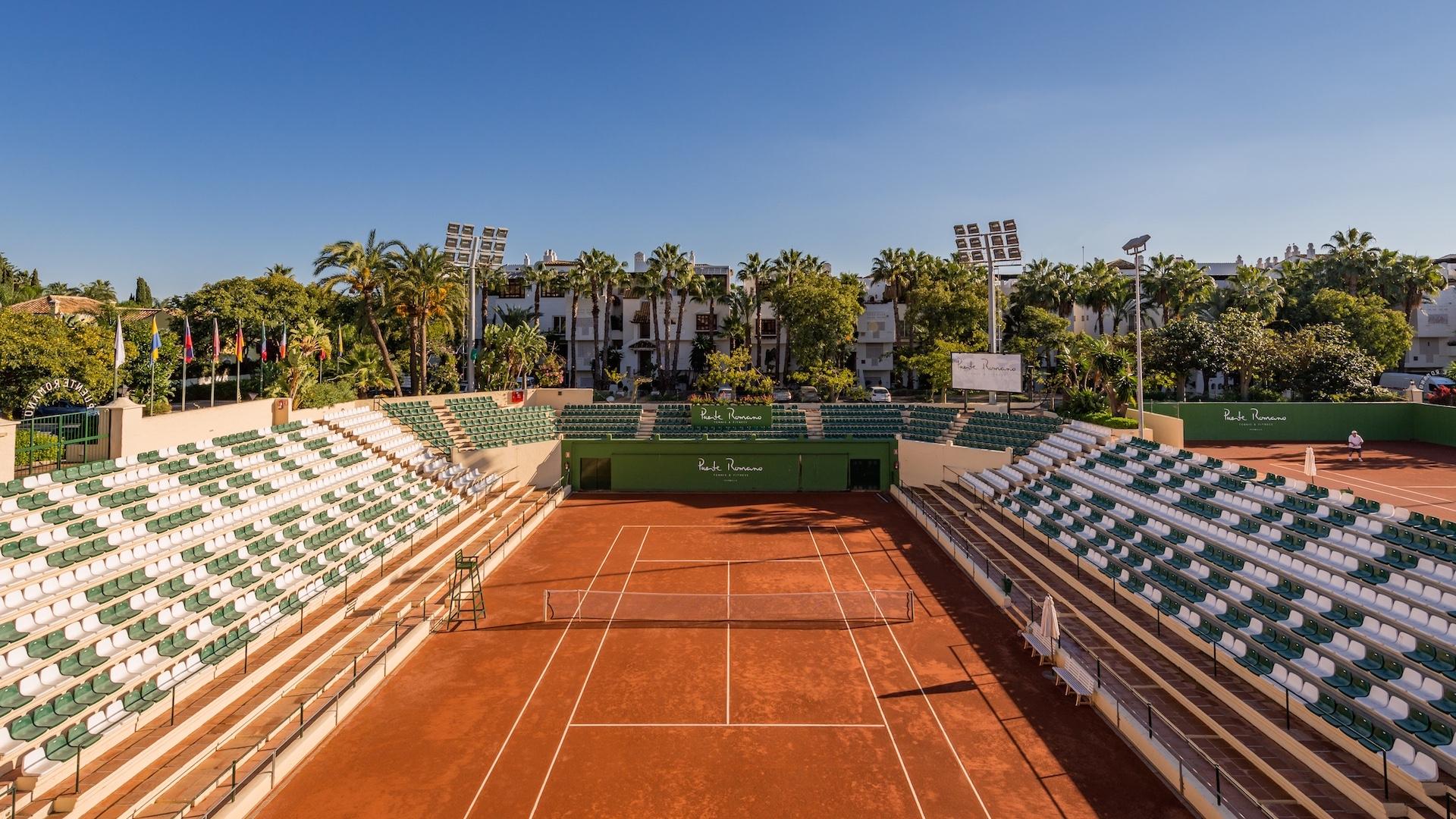 Tennis Puente Romano Marbella Golden Mile