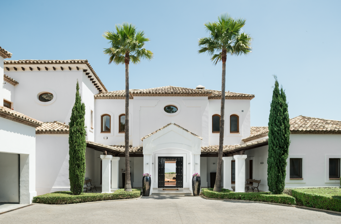 The return of Mediterranean styles in Marbella property