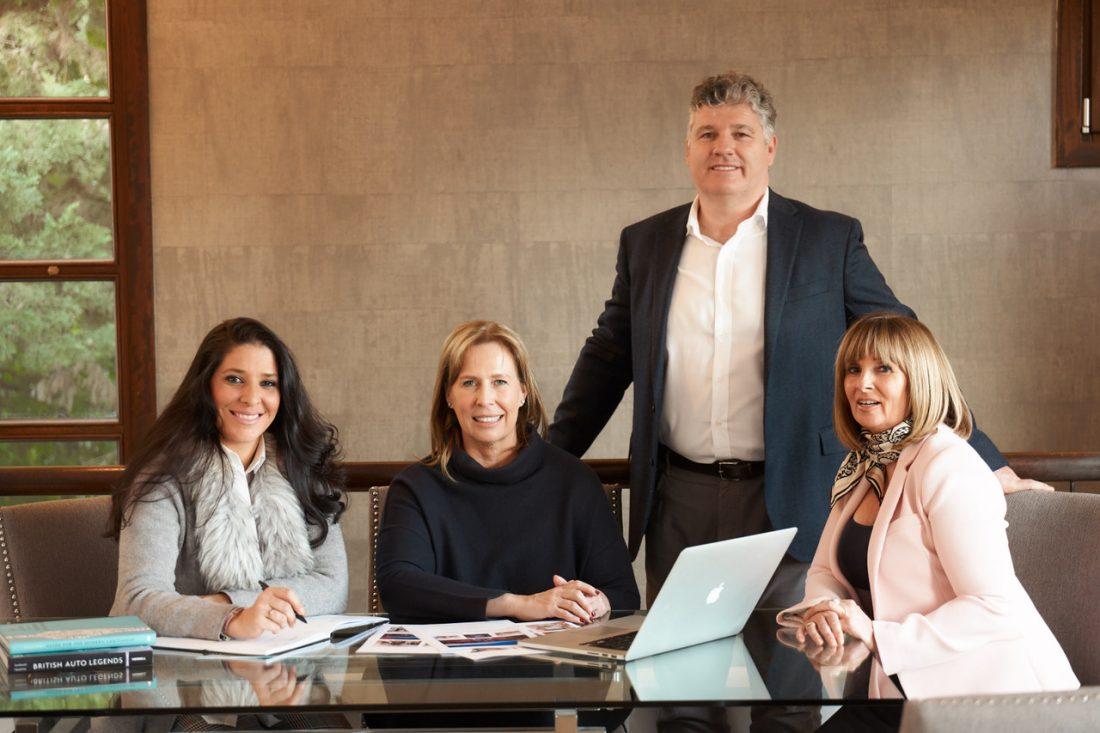 Callum Swan team - Marbella boutique real estate agency