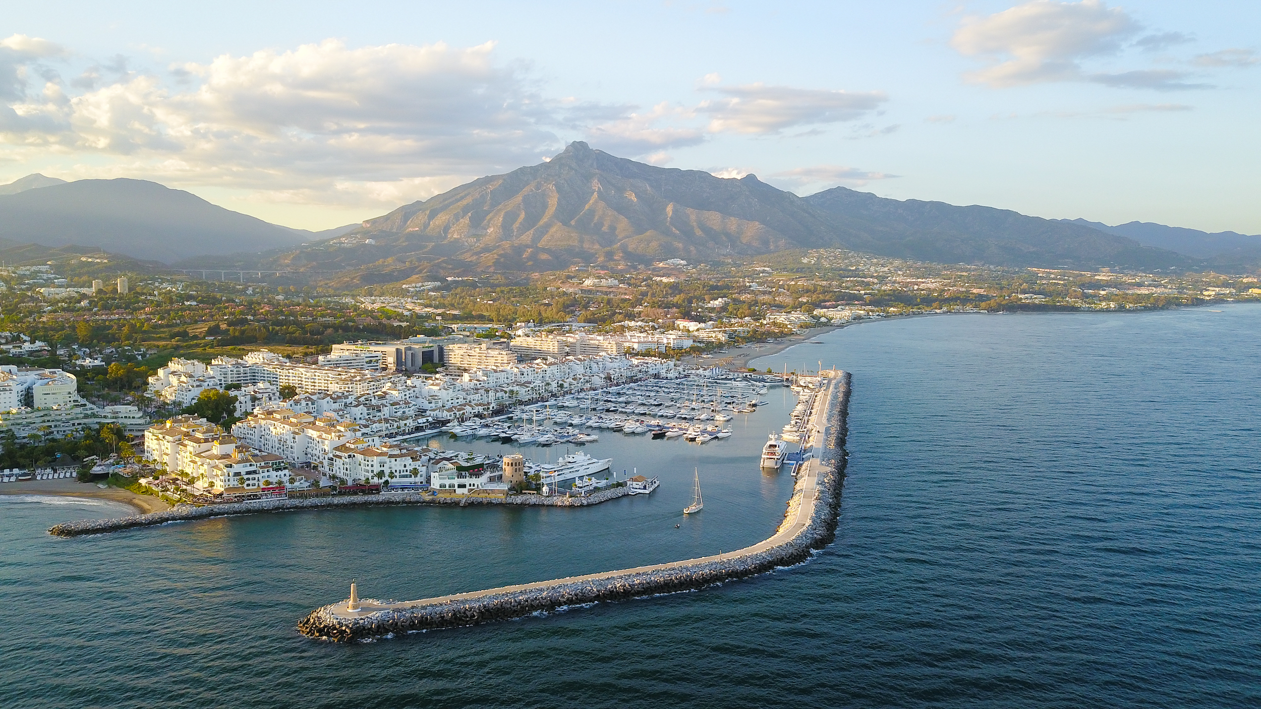 Lugares de belleza natural Marbella