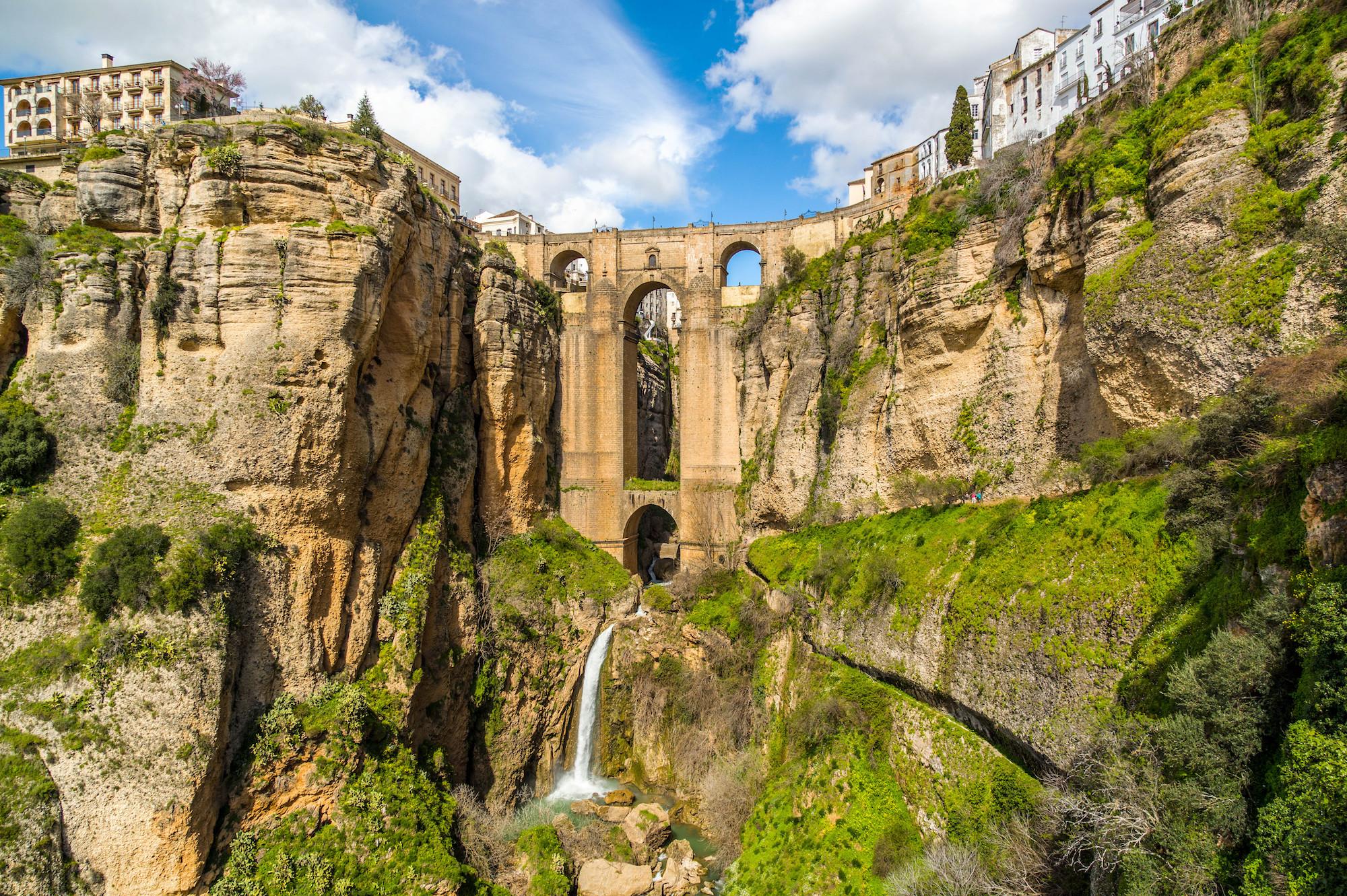 Ronda Marbella Malaga España