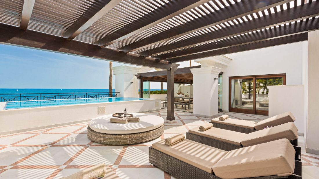 Why are Marbella penthouses so sought after?