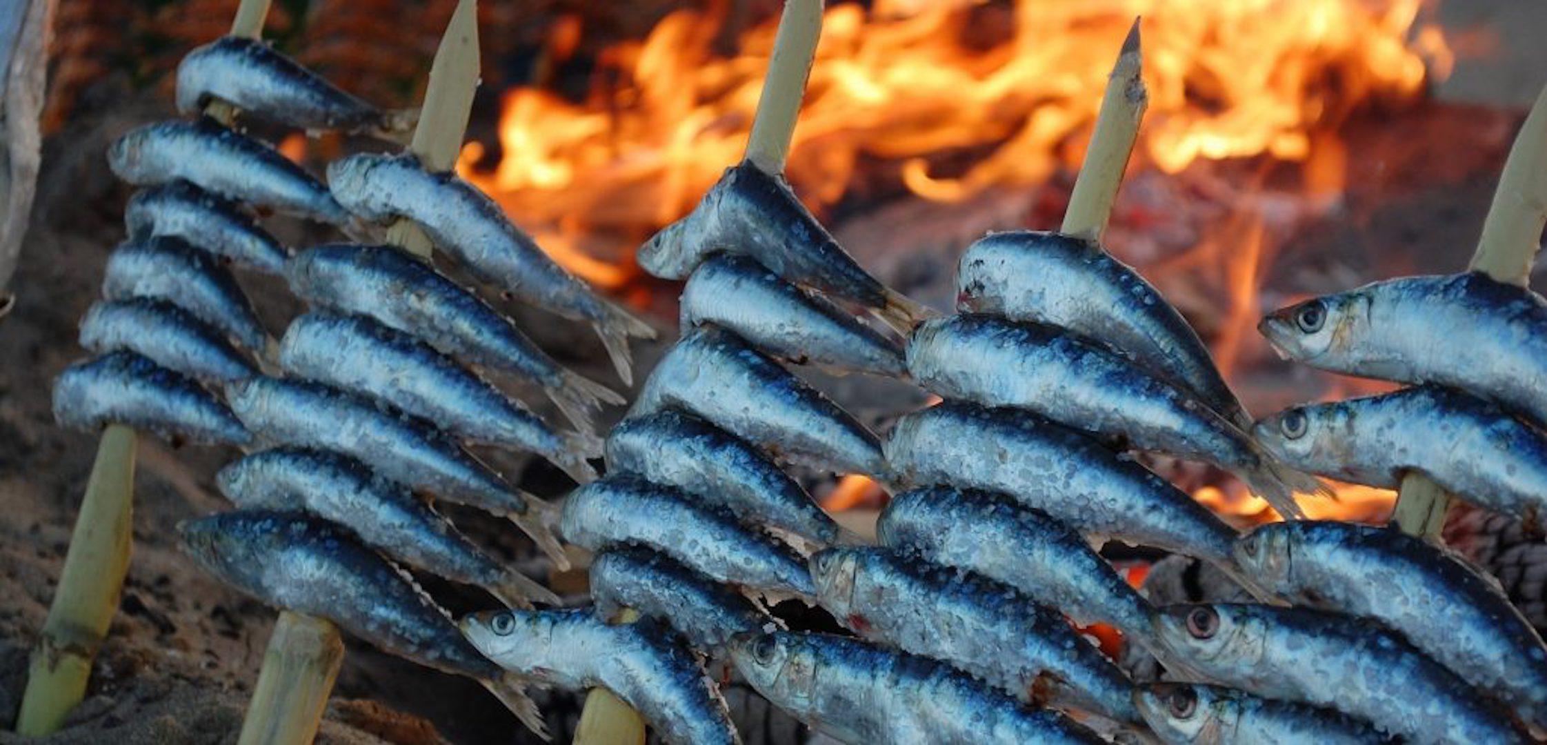 Fish Boquerones in Marbella