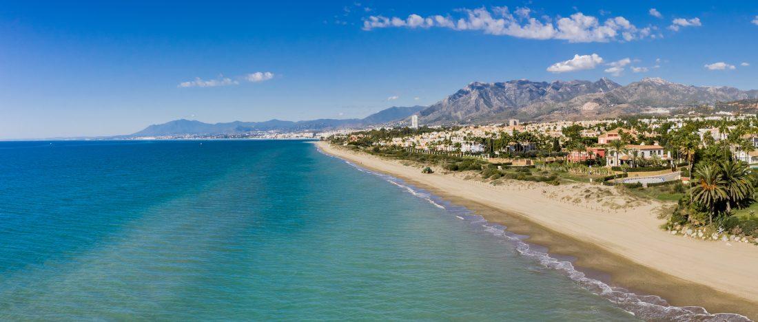 Los grandes promotores turísticos invierten en Marbella