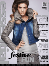 ESSENTIAL MAGAZINE ISSUE DECEMBER 2013