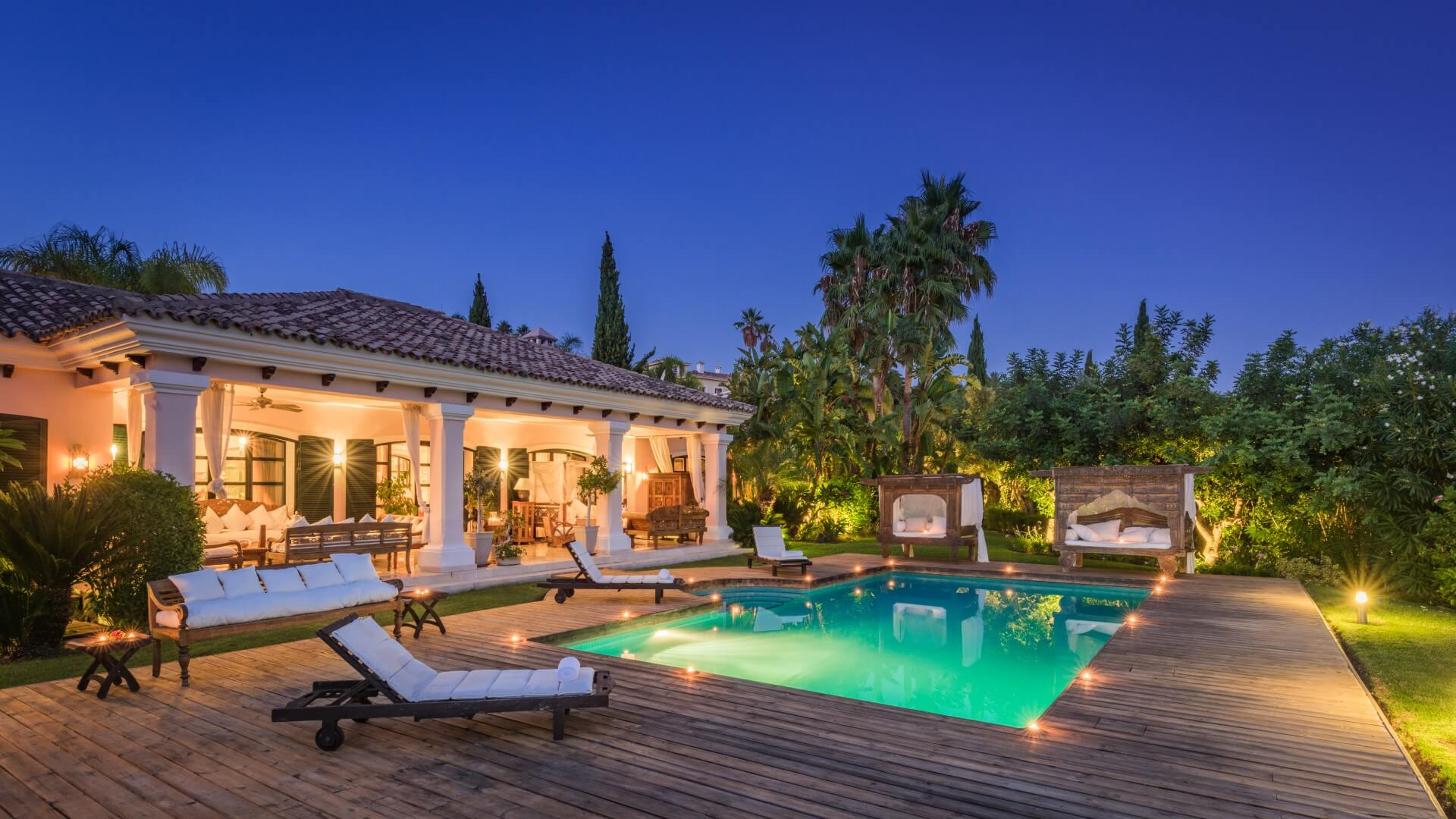 Luxury country living in Marbella