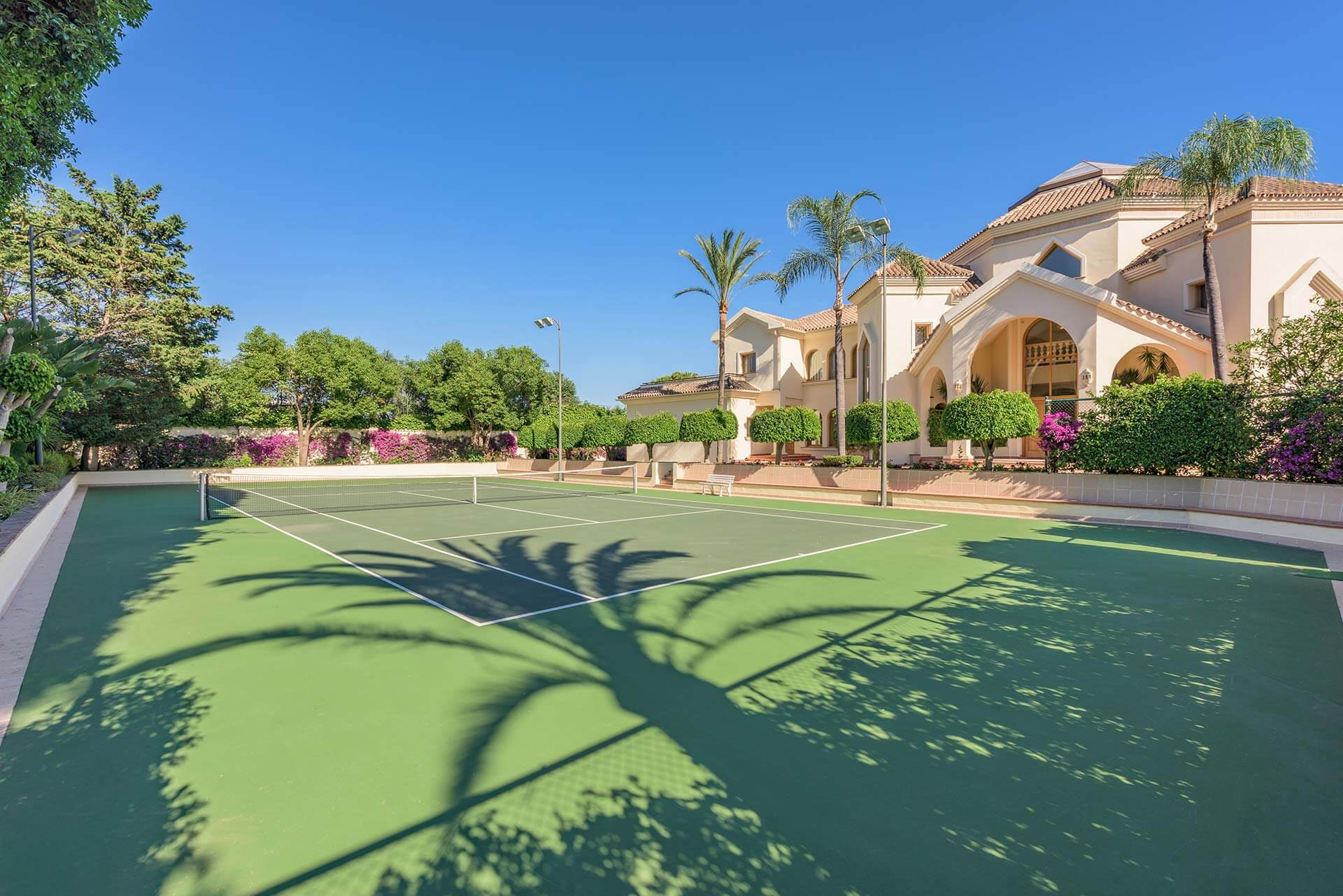 Tennis options by Callum Swan Realty