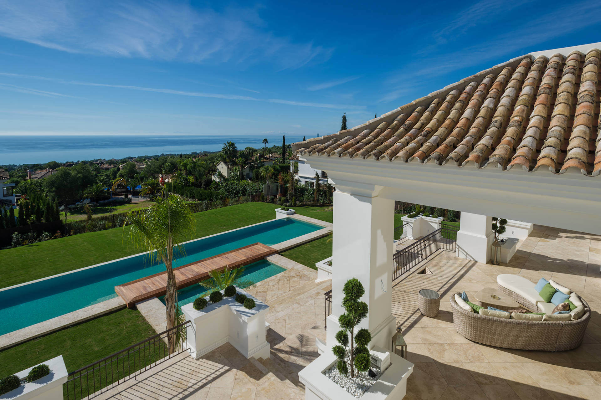 Sierra Blanca: Private exclusivity at the heart of Marbella